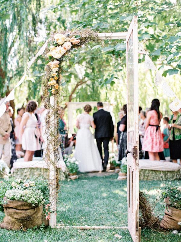 Souvent Mariage champêtre chic - Les Mariages de Shana SF42