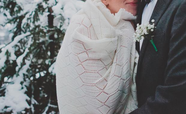 Mariage en hiver les mariages de shana for Shooting photo exterieur hiver